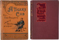 Eden Phillpotts. Group of Two Novels and One Autograph Letter Signed.... (Total: 2 Items)