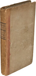 Books:Mystery & Detective Fiction, [William Leggett]. Tales and Sketches. By a Country Schoolmaster. New York: J. and J. Harper, 1829. First edition ...