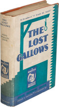 Books:Mystery & Detective Fiction, John Dickson Carr. The Lost Gallows. New York: Harper & Brothers, 1931. First edition. Inscribed by Carr. ...