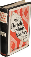 Books:Mystery & Detective Fiction, Ellery Queen [pseudonym of Frederic Dannay and Manfred Bennington Lee]. The Dutch Shoe Mystery. New York: Frederick ...