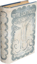 Books:First Editions, Virginia Woolf. To the Lighthouse. London: Published by Leonard and Virginia Woolf at the Hogarth Press, 1927. First...