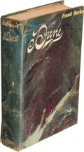 Books:Science Fiction & Fantasy, Frank Herbert. Dune. Philadelphia and New York: Chilton Books, [1965]. First edition. Editor Sterling Lanier's per...