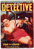 Pulps:Detective, Spicy Detective Stories - November 1937 (Culture) Condition: FN-....