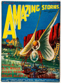 Pulps:Science Fiction, Amazing Stories - May 1926 (Ziff-Davis) Condition: FN....