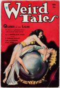 Pulps:Horror, Weird Tales - November 1934 (Popular Fiction) Condition: VG/FN....