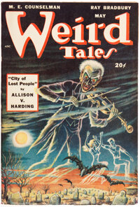Weird Tales - May 1948 (Popular Fiction) Condition: VF
