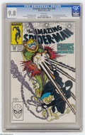 Modern Age (1980-Present):Superhero, The Amazing Spider-Man #298 (Marvel, 1988) CGC NM/MT 9.8 Whitepages. Todd McFarlane's first issue as artist of this title. ...