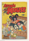 Golden Age (1938-1955):Funny Animal, Atomic Mouse #2 (Charlton, 1953) Condition: VG. Al Fago cover andart. Overstreet 2004 VG 4.0 value = $28....
