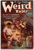 Pulps:Horror, Weird Tales - December 1936 (Popular Fiction) Condition: FN+....