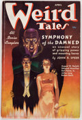 Pulps:Horror, Weird Tales - April 1937 (Popular Fiction) Condition: FN-....