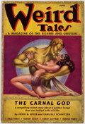 Pulps:Horror, Weird Tales - June 1937 (Popular Fiction) Condition: FN-....