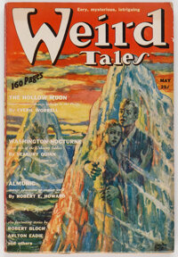 Weird Tales - May 1939 (Popular Fiction) Condition: FN-