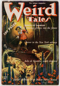 Pulps:Horror, Weird Tales - June/July 1939 (Popular Fiction) Condition: FN....