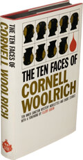 Books:Mystery & Detective Fiction, Cornell Woolrich. The Ten Faces of Cornell Woolrich. An Inner Sanctum Collection of Novelettes and Short Stories by ...