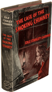Erle Stanley Gardner. The Case of the Smoking Chimney. New York: William Morrow and