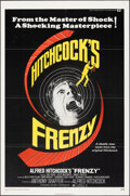 """Movie Posters:Hitchcock, Frenzy (Universal, 1972). Folded, Very Fine+. One Sheet (27"""" X 41""""). Hitchcock.. ..."""