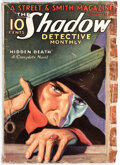 Pulps:Hero, Shadow V3#2 (Street & Smith, 1932) Condition: VG....