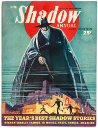 The Shadow Annual 1947 Edition (Street & Smith) Condition: VF+