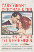 "Movie Posters:Romance, An Affair to Remember (20th Century Fox, 1957). Folded, Very Fine-. One Sheet (27"" X 41""). Romance.. ..."