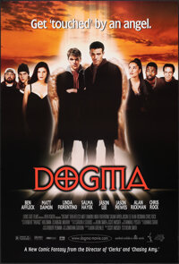 "Dogma & Other Lot (Lions Gate, 1999). Rolled, Very Fine. One Sheets (2) (27"" X 40"" & 27"" X 41&quo..."