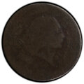 Large Cents, 1793 1C Chain, AMERICA, S-3, B-4, Low R.3, Poor 1 PCGS. PCGS Population: (2/24 and 0/0+). NGC Census: (1/15 and 0/0+). . ...