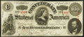 Confederate Notes:1863 Issues, T56 $100 1863 PF-1 Cr. 403 About Uncirculated.. ...