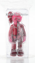 Collectible, KAWS (b. 1974). Dissected Companion (Blush), 2016. Painted cast vinyl . 10-1/2 x 4-1/2 x 3-1/2 inches (26.7 x 11.4 x 8.9...