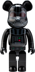 Collectible, BE@RBRICK X Lucas Films. Darth Vader (Rogue One Version) 1000%, 2017. Painted cast resin. 28 x 13-1/2 x 9-1/2 inches (71...