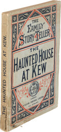Books:Mystery & Detective Fiction, Gertrude Warden. The Haunted House at Kew. London: William Stevens, 1893. First edition....