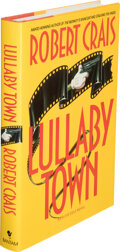 Books:Mystery & Detective Fiction, Robert Crais. Two Copies of Lullaby Town. New York: Bantam Books, 1992. One is signed and inscribed by the author.... (Total: 2 Items)
