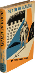 Books:Mystery & Detective Fiction, Christiana Brand. Death of Jezebel. London: The Bodley Head, 1949. First edition. Signed and inscribed by the auth...