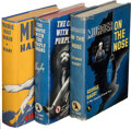 Books:Mystery & Detective Fiction, George Bagby, pseudonym [Aaron Marc Stein]. Group of Three Inspector Schmidt Mysteries. New York: Covici Friede; Doubleday, ... (Total: 3 Items)