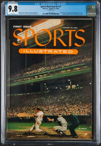 1954 Sports Illustrated First Issue CGC 9.8 - None Higher