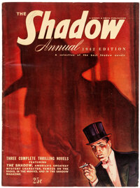 The Shadow Annual 1942 Edition (Street & Smith) Condition: VF-