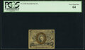 Fractional Currency:Second Issue, Fr. 1232 5¢ Second Issue PCGS Very Choice New 64.. ...