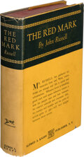 Books:Mystery & Detective Fiction, John Russell. The Red Mark and Other Stories. New York: Alfred A. Knopf, 1919. First edition, likely first issue (to...