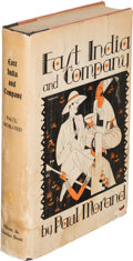 Books:Mystery & Detective Fiction, Paul Morand. East India and Company. New York: Albert & Charles Boni, 1927. First edition....