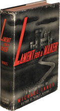Books:Mystery & Detective Fiction, Michael Innes. Lament for a Maker. New York: Dodd, Mead & Company, 1938. First edition....