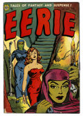Golden Age (1938-1955):Horror, Eerie #15 (Avon, 1954) Condition: VG-....