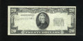 Error Notes:Missing Third Printing, Fr. ????-B $20 ???? Federal Reserve Note. About Uncirculated.. This 1950s era $20 missed its third printing. An inspector ma...