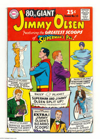 80 Page Giant #13 (DC, 1965) Condition: VF. Superman and Jimmy Olsen appear. Curt Swan cover art. John Forte and Swan in...
