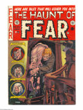 Golden Age (1938-1955):Horror, Haunt of Fear #20 (EC, 1953) Condition: VG/FN. Features AlFeldstein reprint from Vault of Horror #12. Graham Ingels cov...