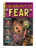 Golden Age (1938-1955):Horror, Haunt of Fear #24 (EC, 1954) Condition: FN. Used in SenateInvestigative Report. Graham Ingels cover. Ingels, George Evans,...