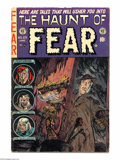 Golden Age (1938-1955):Horror, Haunt of Fear #25 (EC, 1954) Condition: VG/FN. Graham Ingels cover.Ingels, George Evans, Marie Severin, Jack Kamen, and Jac...