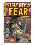 "Golden Age (1938-1955):Horror, Haunt of Fear #26 (EC, 1954) Condition: FN-. Containsanti-censorship editorial, ""Are you a Red Dupe?"" Graham Ingelscover. ..."