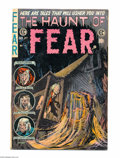 Golden Age (1938-1955):Horror, Haunt of Fear #27 (EC, 1954) Condition: VG+. Cannibalism story, andWertham cameo. Graham Ingels cover. Ingels, George Evans...