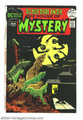 Bronze Age (1970-1979):Horror, House of Mystery #200 (DC, 1972) Condition: NM-. Mike Kaluta cover.Kaluta and Tony DeZuniga art. Overstreet 2004 NM- 9.2 va...