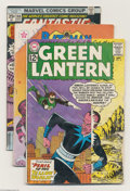 Silver Age (1956-1969):Miscellaneous, Miscellaneous Comics Group (Various, 1960-76). This group consists of 16 comics: Green Lantern # 12 (FR); 15 (FR/GD); 51... (Total: 16 Comic Books Item)