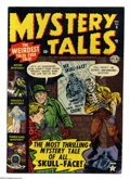 Golden Age (1938-1955):Horror, Mystery Tales #6 (Atlas, 1952) Condition: FN. A-Bomb panel.Overstreet FN 6.0 value = $120....