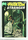 Bronze Age (1970-1979):Horror, The Phantom Stranger #10 (DC, 1970) Condition: NM-. Neal Adamscover. Jim Aparo and Ruben Moreira art. Overstreet 2004 NM- 9...